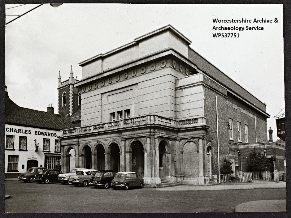Public Hall cinema