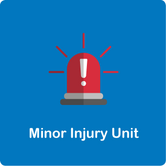 Minor Injuly Unit button