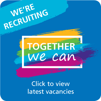 Together we can recruitment image