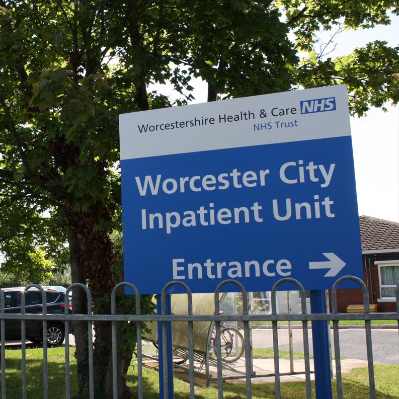 Worcester City Inpatient Unit