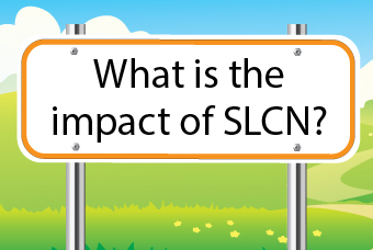 What is the impact of SLCN