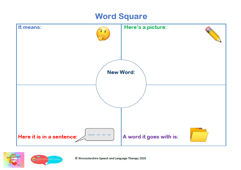 Word square