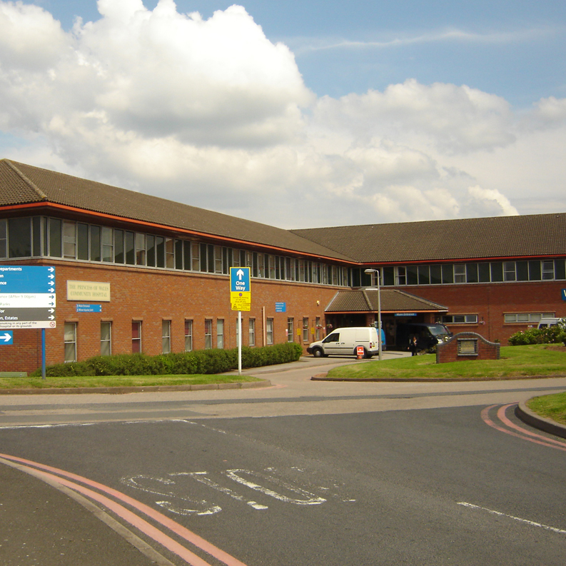 Princess of Wales Community Hospital