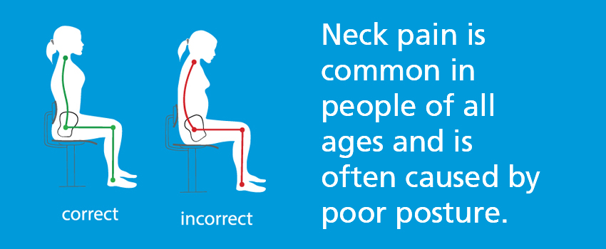 Neck pain is common in people of all ages