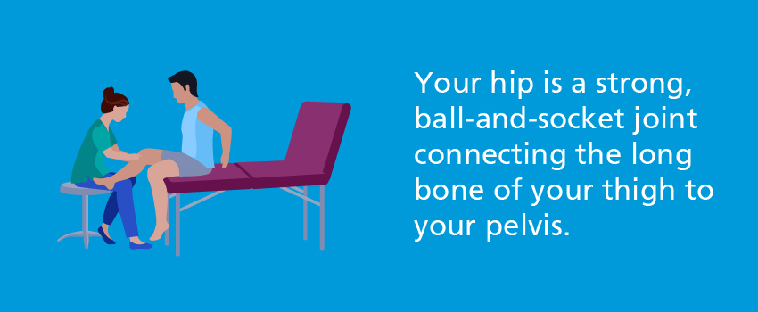 hip pain advice and information