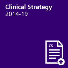 Clinical Strategy 2014-19